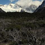 Approaching Glaciar Grande