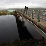 Cucao bridge