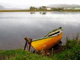 Boat at Cucao