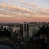 Sunset Valparaiso