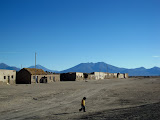 Bolivian town of 15 families