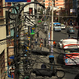 Cabling in La Paz has a way to go