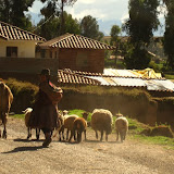 Main street, Pongobamba