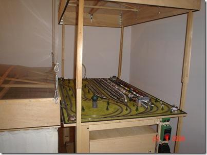 plastico treni scala N 041