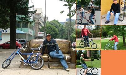 Ver Las bicicletas de Jose Sotelo