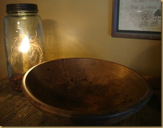 Antique Bowl 012
