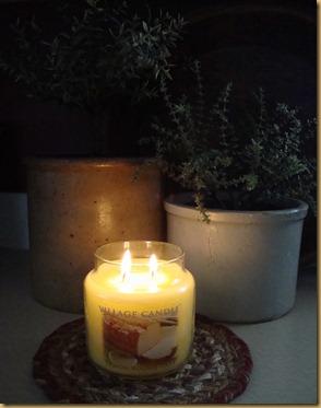 Village Candle 004