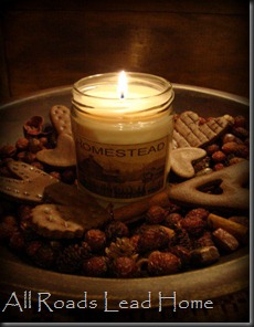 Homestead Candle Blog