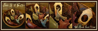 Birds Of A Feather Collage