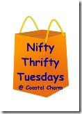 nifty thrifty tuesdays @ coastal charm