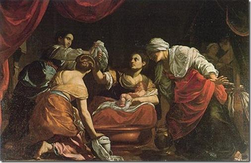 VOUET NACIMIENTO DE LA VIRGEN 1620
