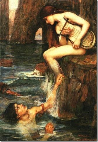 waterhouse - syrena