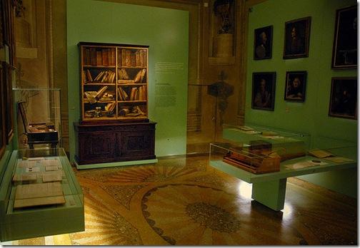 libreria w museo musico