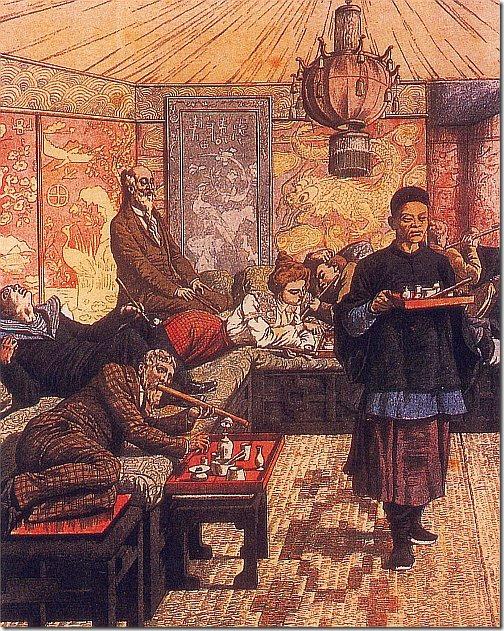 opium we francji 1903