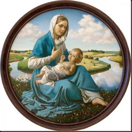 bekowa - matka z dzieckiem.cisza