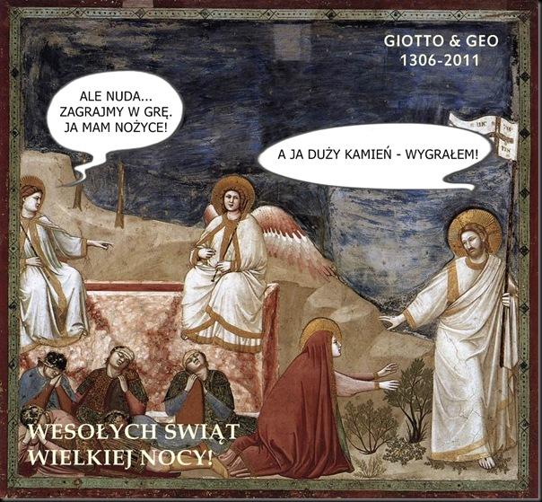 giotto - zmartwychwstanie