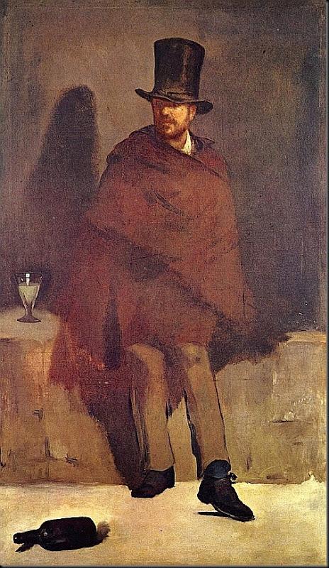 manet - pijący absynt 1859