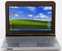 Netbook Toshiba NB205 mini, Hold Up to 8.5 Hours