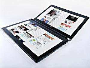 Iconia, Tablet-based Double Screen Windows 7