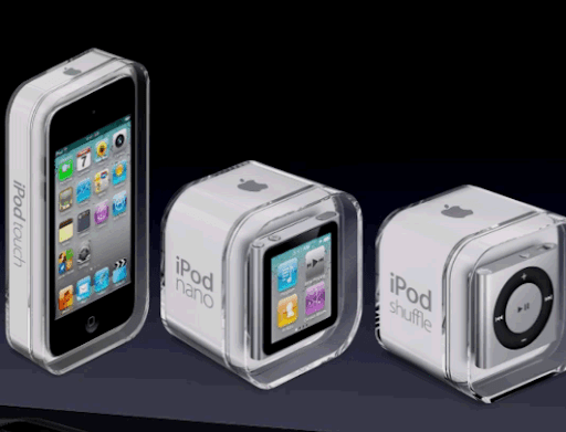 Meet the 4th Generation iPod Touch --