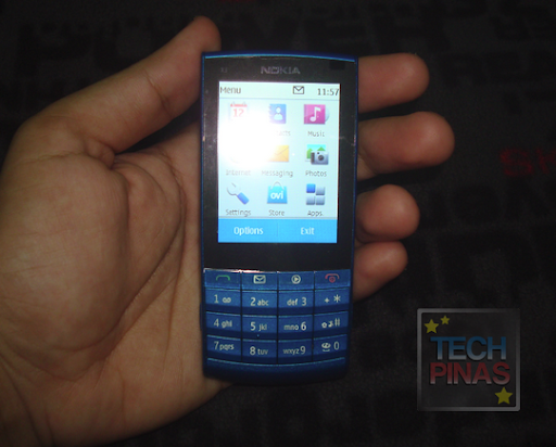 nokia x3 touch and type pictures. nokia x3 touch and type