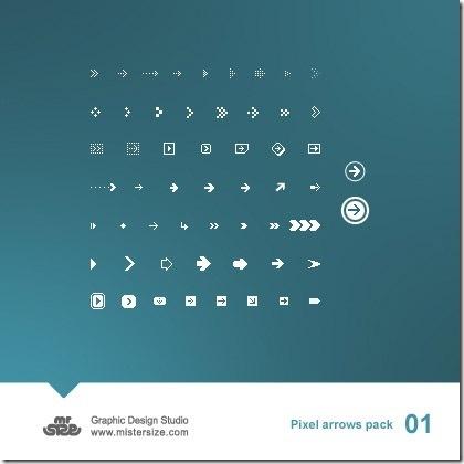 pixel-arrows-pack-01