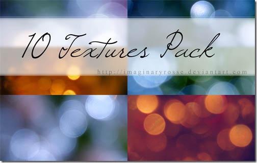 Bokeh Textures Pack