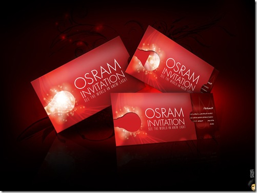 Osram_Invitation_by_mohamedsaleh