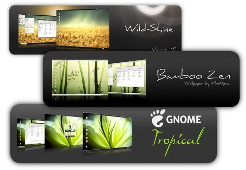 Gnome Themes for Ubuntu