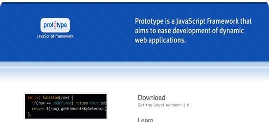 Prototype--JavaScript-Frame