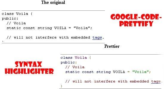 google-code-prettify