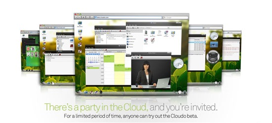 Cloudo - Your Entire Operating System In The Cloud