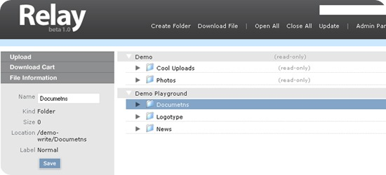 Ajax-File-And-Folder-Manage