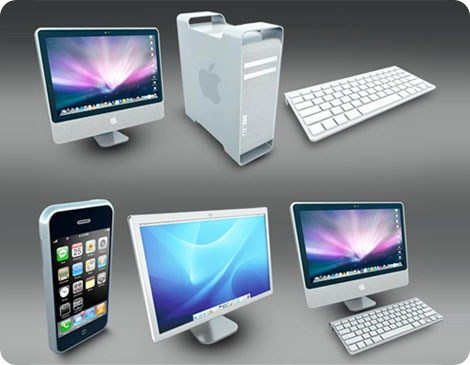 Apples-Dock-Icons