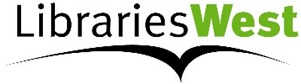 Libraries West Logo