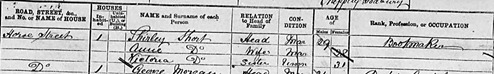 Shirley Short 1871