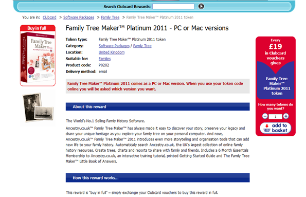 FTM 2011 offer