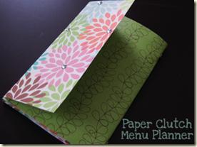paper clutch