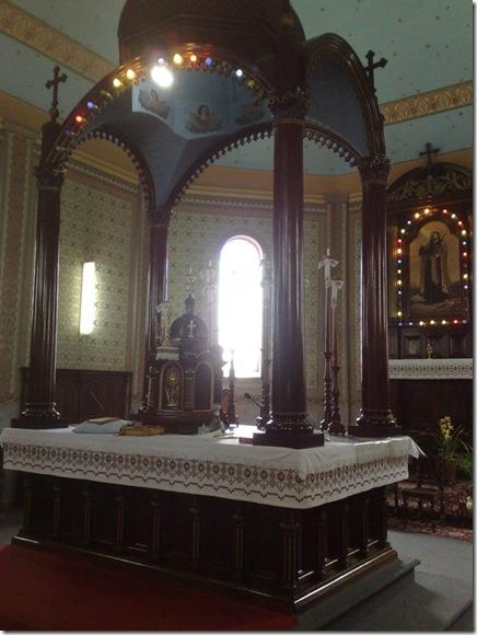 35. Altar-mor e retábulo de São Josafat