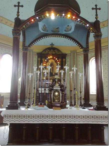 33. Altar-mor