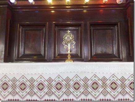 38. Relíquia no relábulo de São Josafat