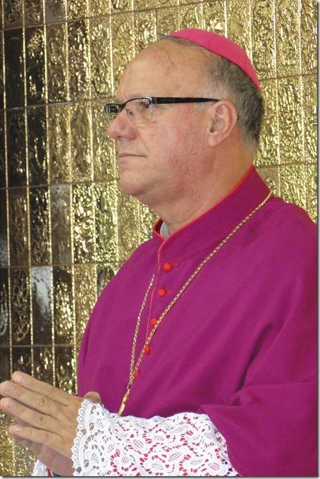 03-Dom Mauro Aparecido, Arcebispo Metropolitano de Cascavel