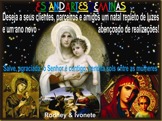 Cartão EstandartesdeMinas