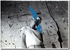 David Wojnarowicz, Untitled, n.d. Gelatin silver print, 8 x 10 in. David Wojnarowicz Papers, Grey Art Gallery online