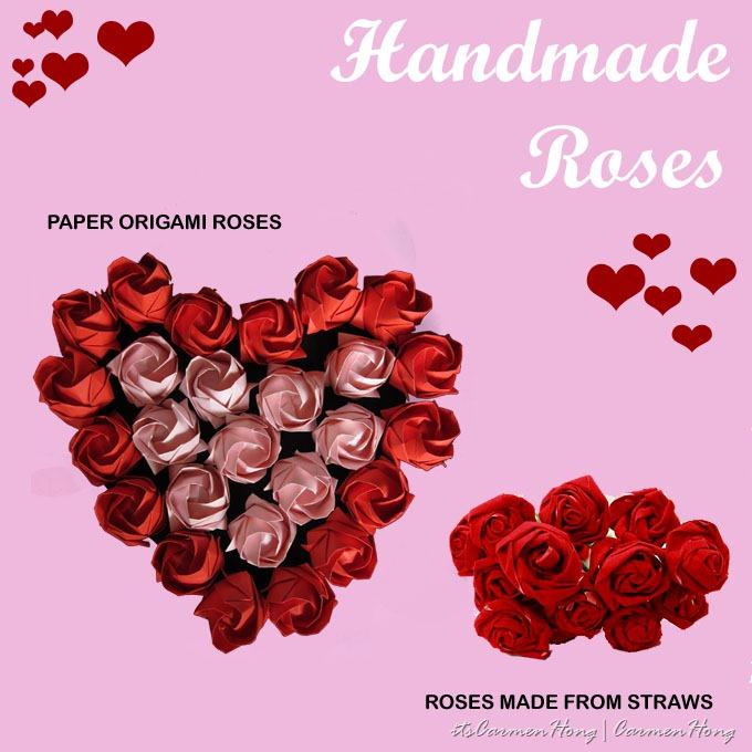 Handmade Roses copy