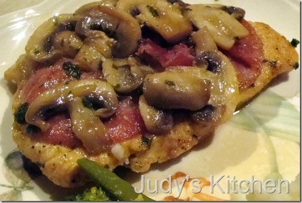 Judy S Kitchen America S Test Kitchen Chicken Saltimbocca
