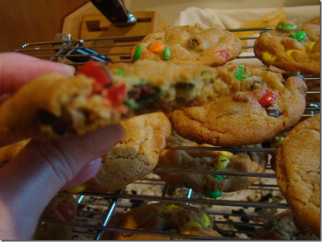 MandM cookies (5)