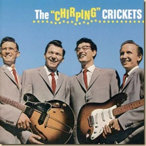 The Chirping Crickets (1957) - Buddy Holly & The Crickets
