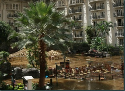 Flooded Opryland Hotel