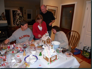 Ginger Bread Houses 010